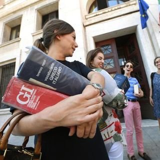 #bologna Prof e maturità: due cose terribili!