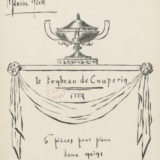 Ravel, Le tombeau de couperin