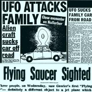 UFO Attacks Family in Australia 👽 UFO Sightings In Australia