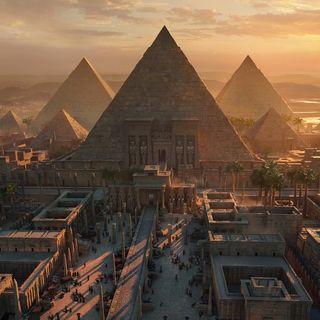 Հին Եգիպտոսի Բուրգերը