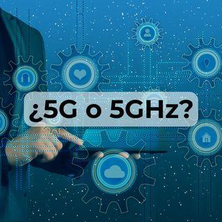 21 Redes 5GHz y 5G