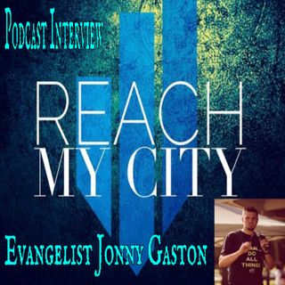 Reach My City APP Interview with Jonny Gaston