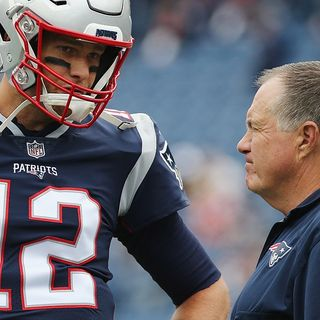 New Book Alleges Tom Brady Wanted To 'Divorce' Patriots Coach Bill Belichick