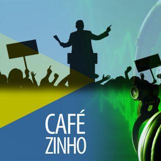 Cafezinho 313 - Pare de falar de política