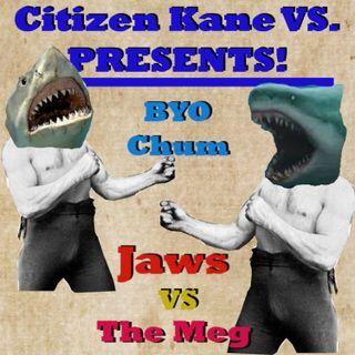 Jaws vs The Meg