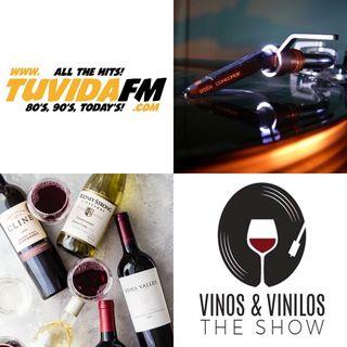 VINOS & VINILOS THE SHOW 10/04/2020