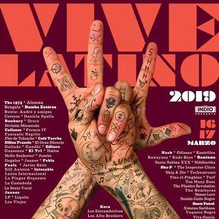 La Selección de Carla ~ Vive Latino 2019 ♫ (#20añosVL19)