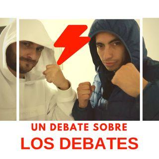 Debates presidenciales