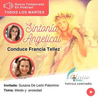 Sintonía Angelical - Miedo y Ansiedad