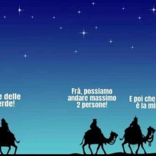RADIO I DI ITALIA DEL 21/12/2020