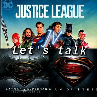 """Episode 41 - """"Three DCU Movies In One (Spoilers) """""""