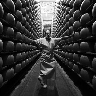 Puntata speciale parmigiano reggiano -PAOLO ASTOLFI