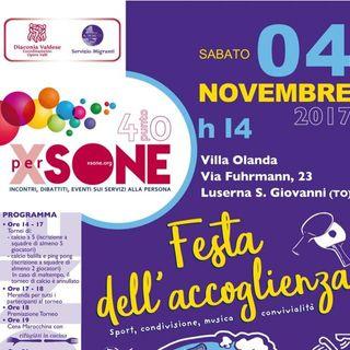 Tutto Qui - giovedì 2 novembre - Festa accoglienza a Luserna e incendi in Piemonte