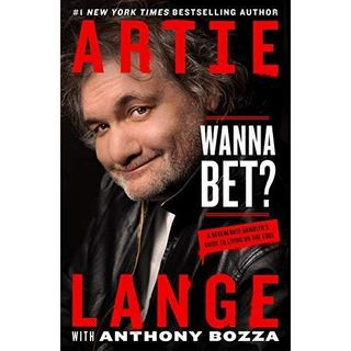 Artie Lange Releases Wanna Bet