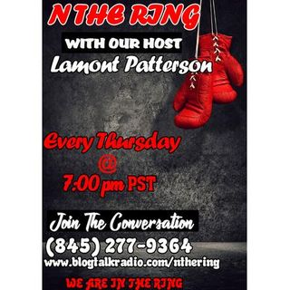 N THE RING  with Guest  Frank Dux