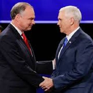 Vice Presidential Debate Reaction: 10/05/16