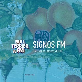 SignosFM #865 Viernes de Estrenos 201120