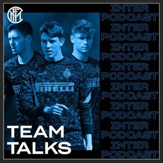TEAM TALKS Ep. 02 feat. Bonfanti + Goffi + Sangalli