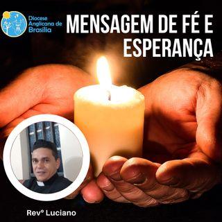 020 - Mensagem de Fé e Esperança