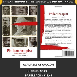 Philanthropist: The world we did not know!