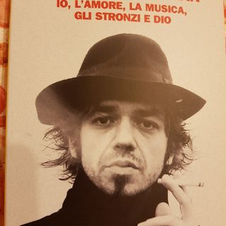 Marco Castoldi: Il Libro di Morgan- Io,l'amore,la Musica,gli Stronzi E Dio- Ms