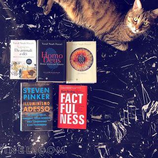 308- Ecco 5 libri che possono cambiare il tuo modo di vedere il mondo. Per un super 2020!