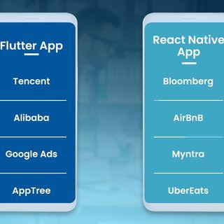 Flutter vs React Native: A Developer's Perspective - Fluper