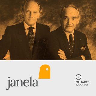 Janela #7: Attilio & Gregório, o livro: um papo com o autor Rica Oliveira Lima
