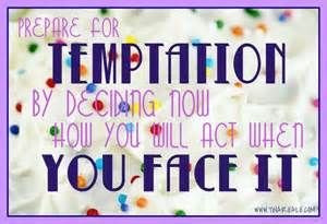 Your Temptation Is Your Test #4