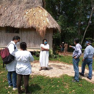IMSS reporta un posible brote de Covid-19 en la Selva Lacandona