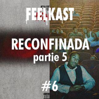 6: RECONFINADA #5 Honest de Future / Theater Of Mind de Ludacris