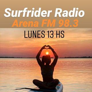 Surfrider Radio  Programa 42 del 5to ciclo (15 de Junio)