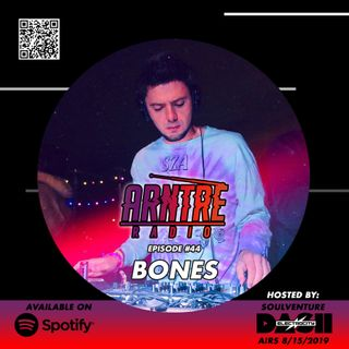 Exclusive Mix Show 044 featuring Bones