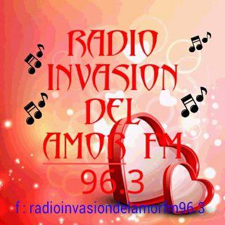 Radio Invasion Del Amor Fm 96.3's show