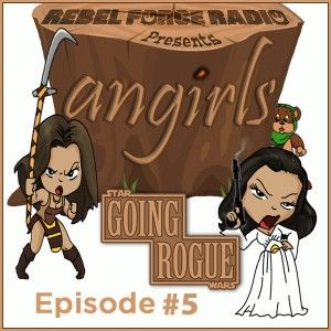 Fangirls Going Rogue Episode 5 with CLARE GRANT