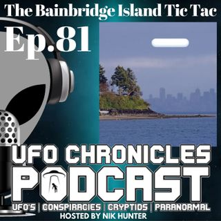 Ep.81 The Bainbridge Island Tic Tac