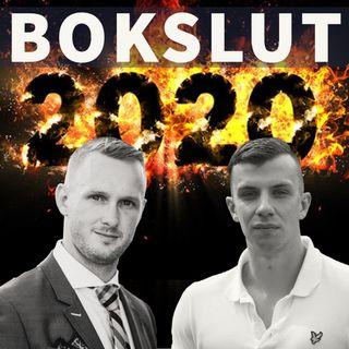 Bokslut 2020 censur, corona, valfusk | Anton och Jonas