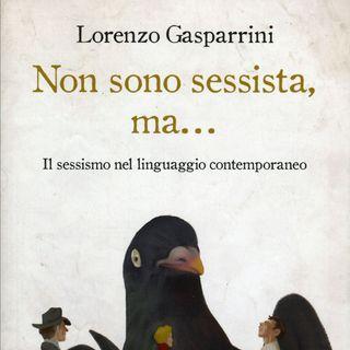 Lorenzo Gasparrini legge un estratto di Non sono sessita, ma... (Edizioni Tlon 2019)