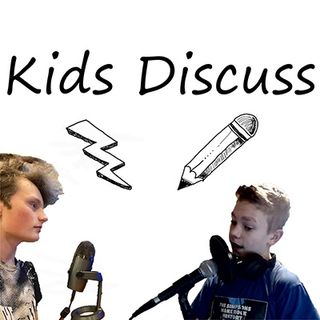 Episode 19 - Where Has Kids Discuss Been!?