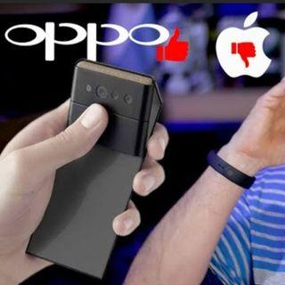 """Apple es eclipsada por OPPO """"IMPRESIONANTE"""""""