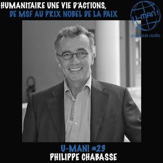 U-MAN! #23 Entretien avec Philippe Chabasse
