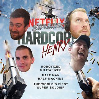 Boyhood, Hardcore Henry, Lincoln, Paradise PD, Bo Borgdalhs Revenge, Crazy Houses - Feat: JONNY P