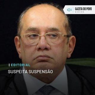 Editorial: Suspeita suspensão