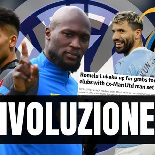 La Verità sulle voci di Mercato su Lukaku (+Lautaro Martinez e Aguero)