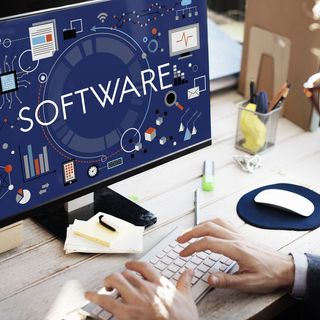 What is an example of a customized software?