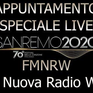 Speciale Sanremo LIVE 2020. Mercoledì 05 febbraio ore 18:00