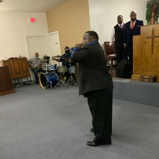 Episode 121 - God's Day with Lady Aunqunic Collins - Sunday Morning Worship on 10.4.2020 - Part 2