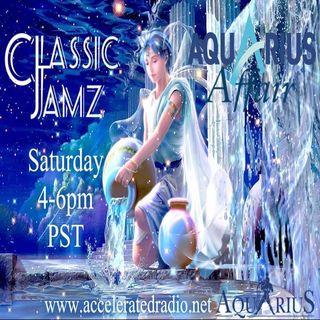 Classic Jamz *Aquarius* 2/15/2020