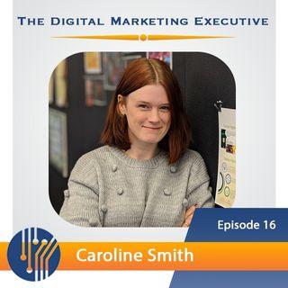 """""""Zeroth Party Data"""" with Caroline Smith"""