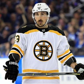 Bruins Star Brad Marchand Admits It's Time To Grow Up